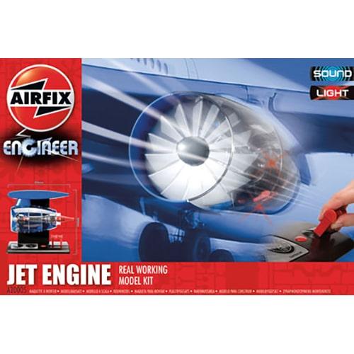 Airfix engineer set -Jet Engine