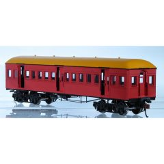 Minimodels Wooden Trailers