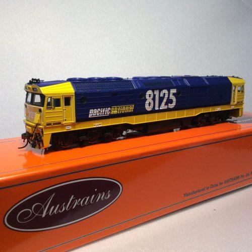 Austrains 81 class locomotive