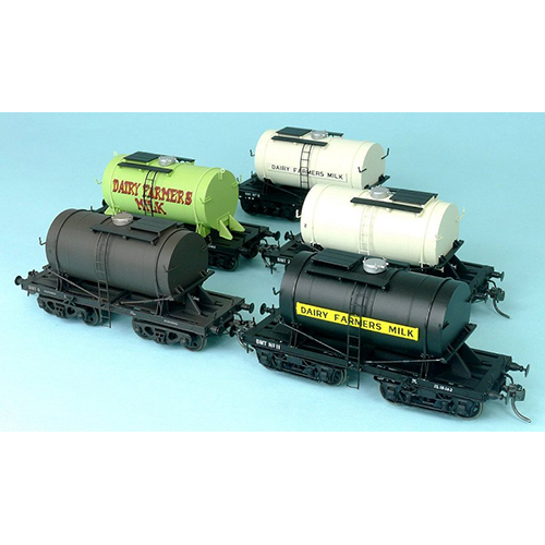 SDS Models BMT Milk tankers