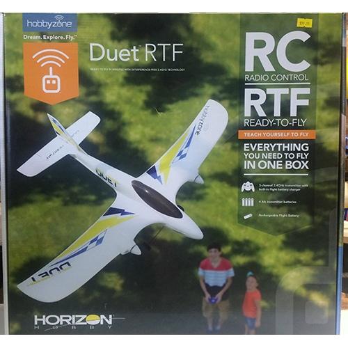Hobbyzone Duet RTF