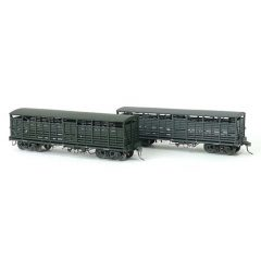 SDS Model BCW / NSCF Cattle Wagons
