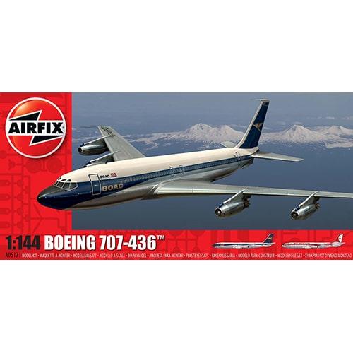Airfix Boeing 707 1:144
