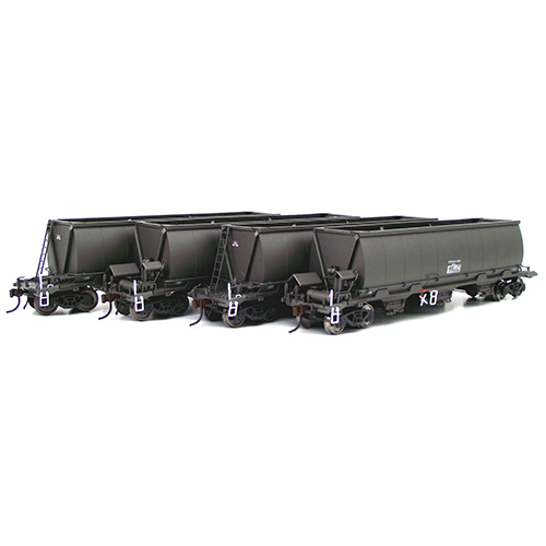 On Track Models NHEF Coal Hopper