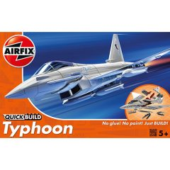 Airfix QUICK BUILD Eurofighter Typhoon