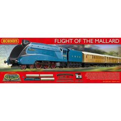 Hornby Flight Of The Mallard Train Set