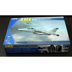 Kinetic 1/48 AMX Ground Attack Aircraft, Single Seater