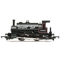 Hornby RailRoad BR 0-4-0ST 'Smokey Joe'