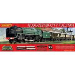 Hornby Gloucester City Pullman Train Set