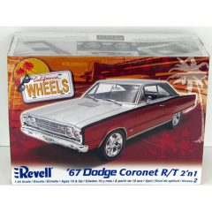 Revell 1967 Dodge Coronet R/T California Wheels Kit