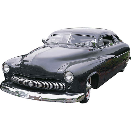 Revell 1/25 '49 Mercury Custom Coupe Plastic Model Kit