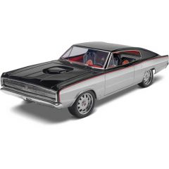 Revell 1/25 Foose™ '67 Dodge Charger 426 HEMI® Plastic Model Kit