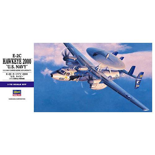 Hasegawa 1/72 E-2C Hawkeye '00 US Navy