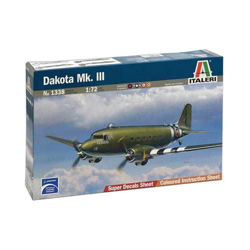 Italeri Dakota Mk.III 1:72 Kit