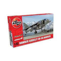 Airfix Hawker Siddeley Harrier AV-8A 1:72 - A04057