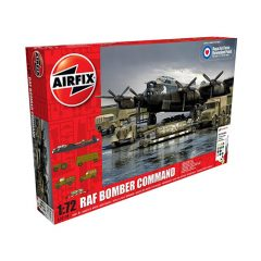 Airfix RAFBF Bomber Command Gift Set 1:72 - A50139