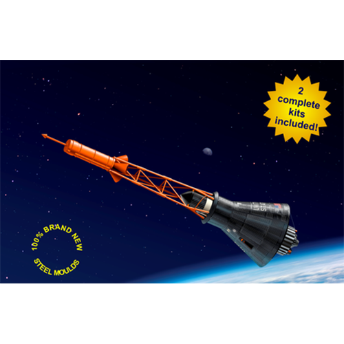 Horizon Models Mercury Spacecraft Kit 1/72