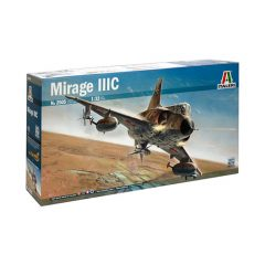 Italeri Mirage IIIC 1:32 Kit