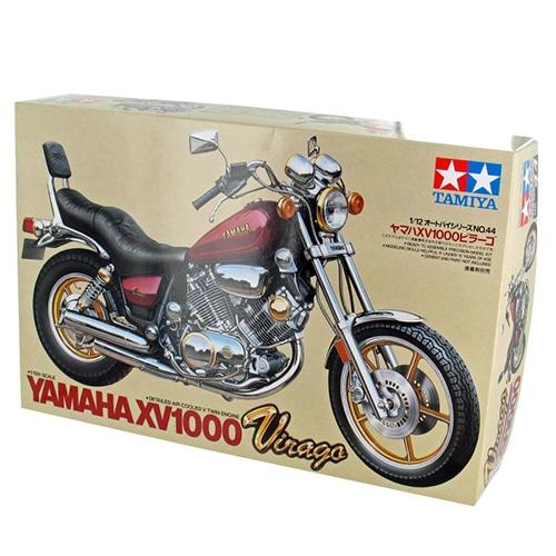 Tamiya Yamaha Virago XV1000 Kit 1/12th Scale