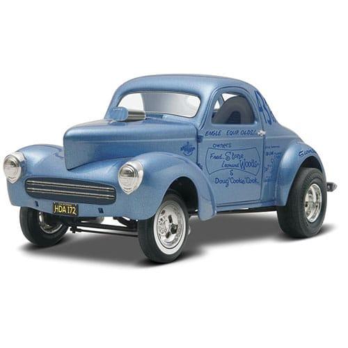 Revell 1/25 Stone, Woods & Cook '41 Willys® Plastic Model Kit