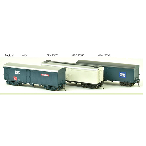SDS MRC Ice Chilled Wagon