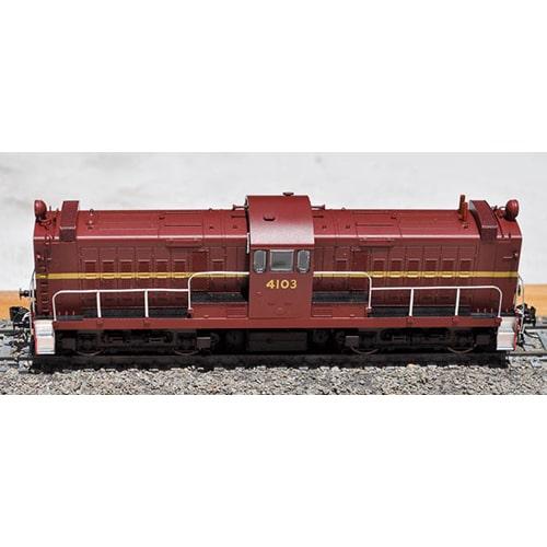 Austrains 41 Class Locomotive