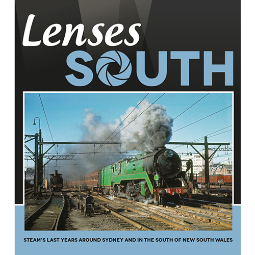 'Lenses South' Book