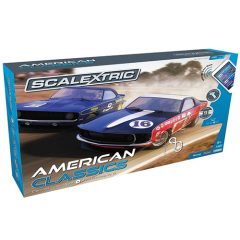 Scalextric American Classic Set