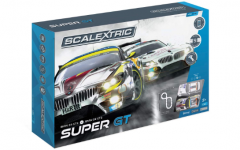 SCALEXTRIC SUPER GT SLOT CAR SET