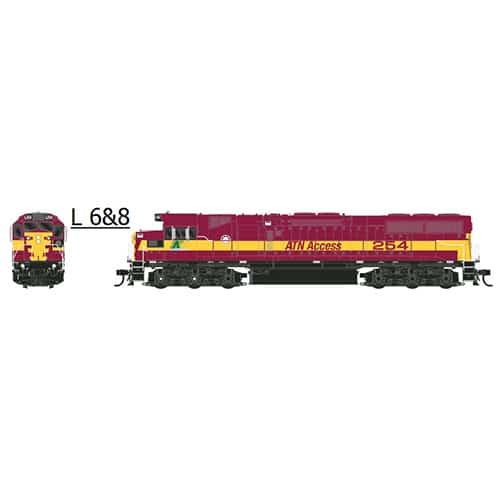 Southern Rail WAGR L Class (Non Sound)