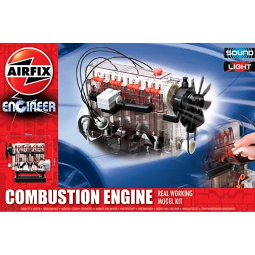 Airfix engineer set - Internal combustion Engine