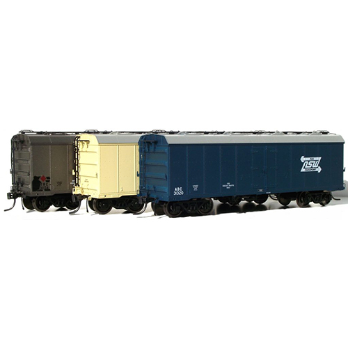 On Track Models TRC