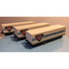 SDS Models, FMW / NRWF Meat wagon.