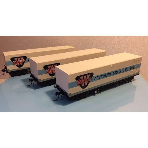 SDS Models, FMW / NRWF Meat wagon.