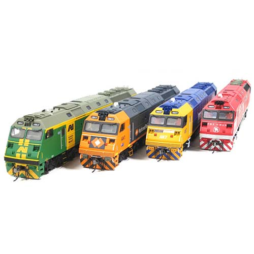 Auscision AN class Locomotive