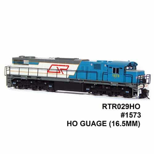 Wuiske Models 1500 RTR HO Loco