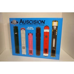 Auscision Loco Storage Box