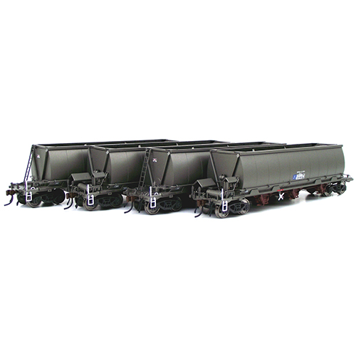 On Track Models NPPF Coal Wagon