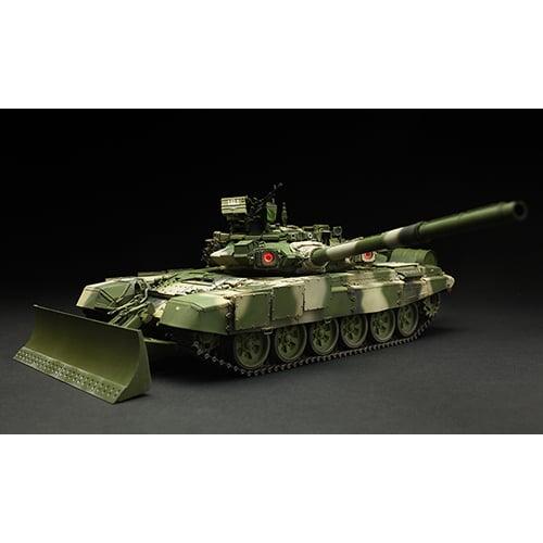 MENG MAIN BATTLE TANK T-90 w/TBS-86 TANK DOZER 1/35