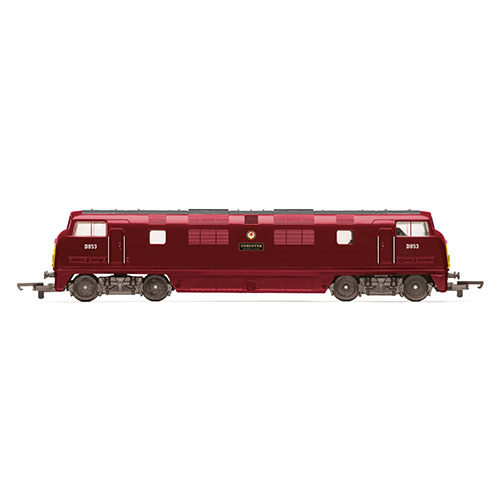 Hornby RailRoad BR 'Thruster' Class 42