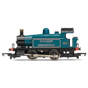Hornby RailRoad BR (Ex-GWR) 0-4-0 'Rothery Industrial' 101 Class