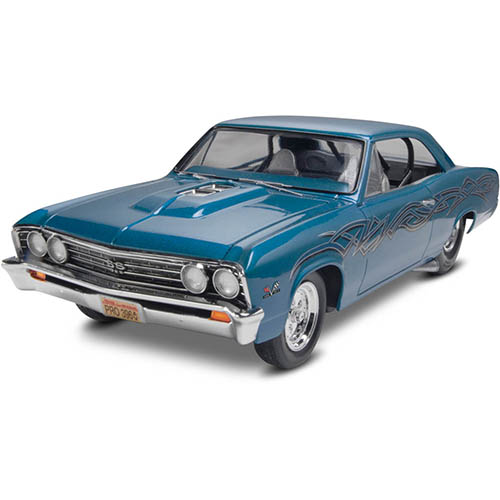 Revell 1/25 '67 Chevelle™ Pro Street Plastic Model Kit