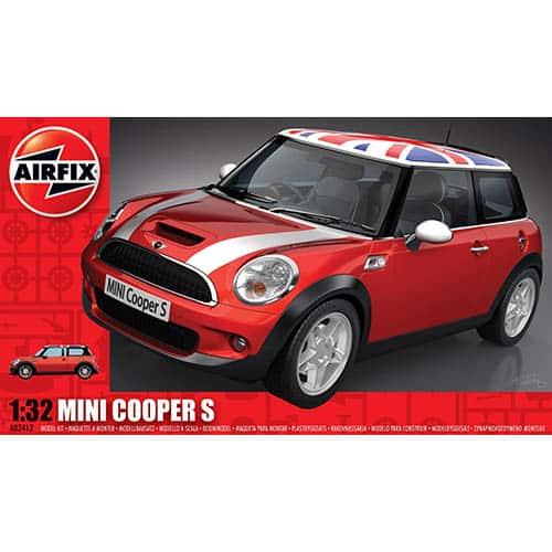 Airfix Mini Cooper S 1:32