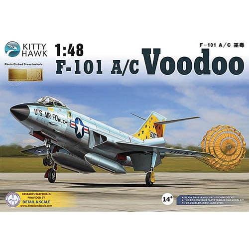Kittyhawk F-101A/C Voodoo