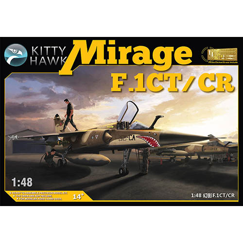 Kittyhawk Mirage F.1CT/CR Kit