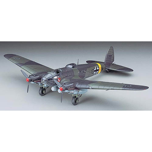 Hasegawa 1/72 Heinkel He111H-6 Kit