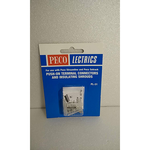 Peco PL-31 Connectors/Shrouds