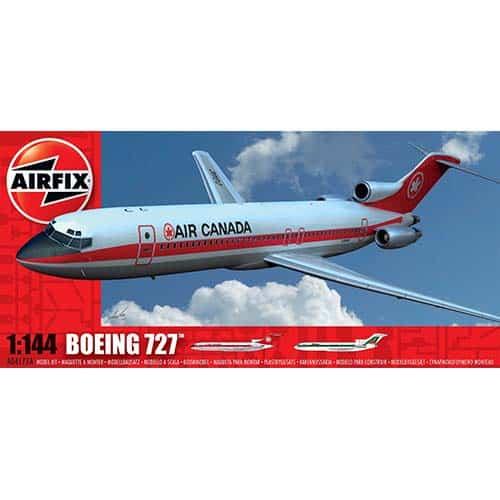 Airfix Boeing 727 1:144 - A04177A