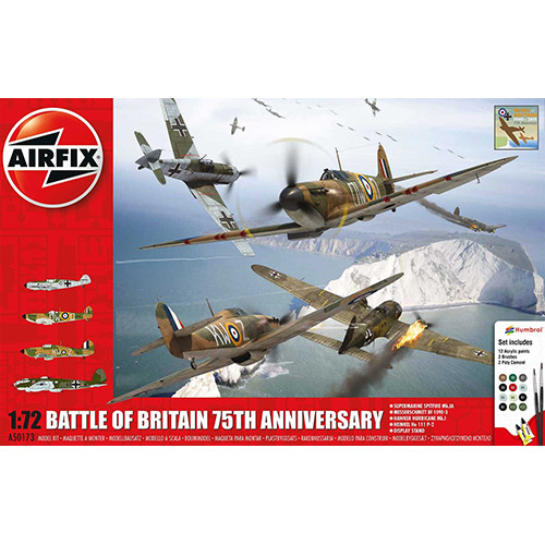 Airfix Battle of Britain - 75th Anniversary Gift Set 1:72 - A50173