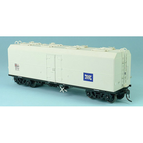 SDS NSWPTC   NRY  38' Ice Chilled Boxcar